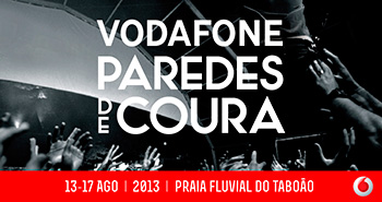 Paredes da Coura 2013