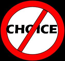 no choices