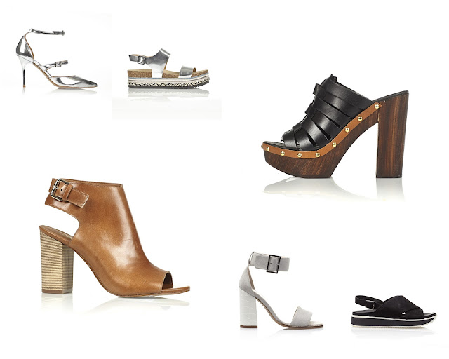 Kurt Geiger SS16 by What Laura did Next