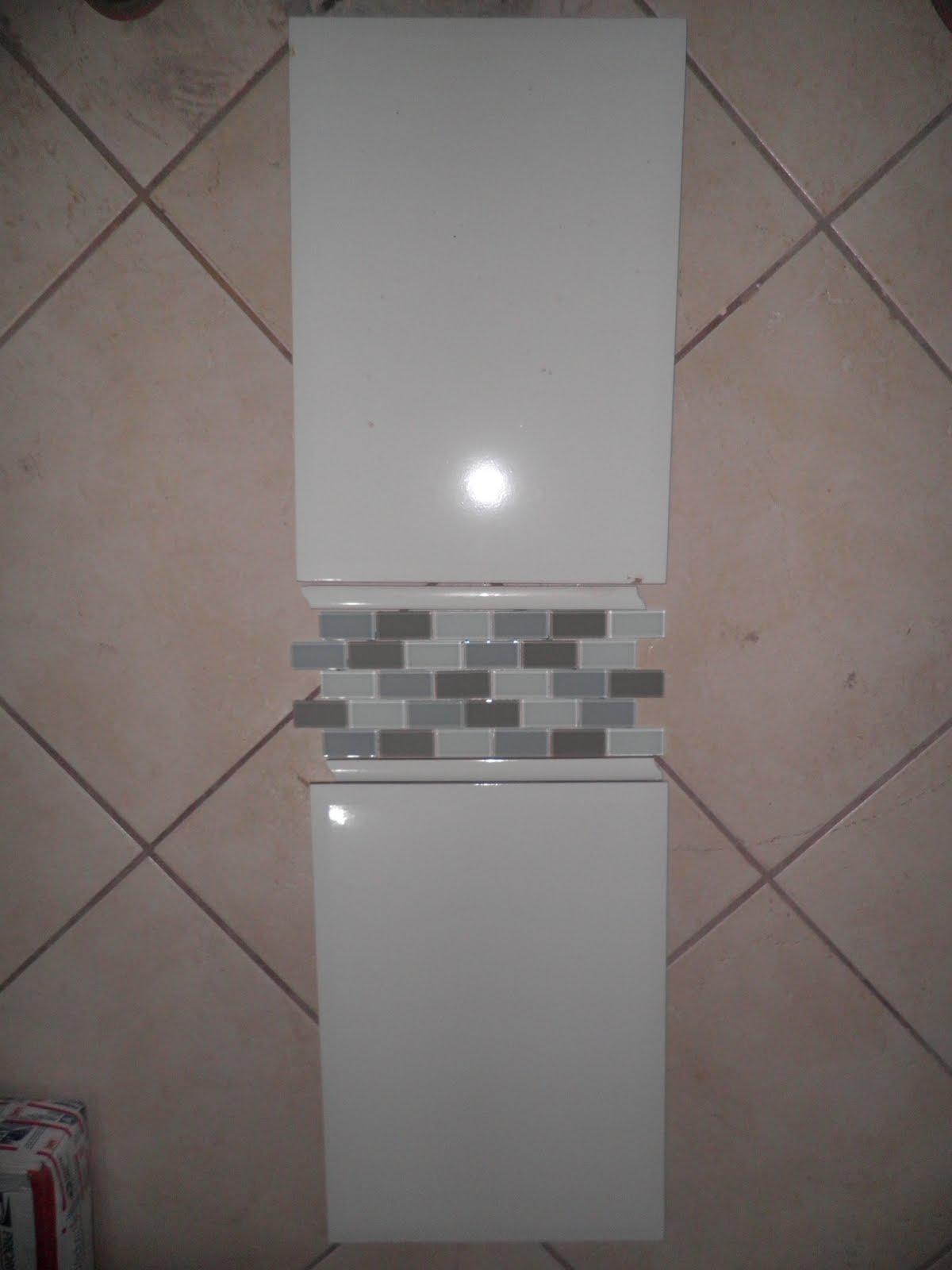 REFORMANDO A DISTANCIA: PASTILHAS DE VIDRO ITALIANAS #615851 1200x1600 Banheiro Com Pastilhas Azuis