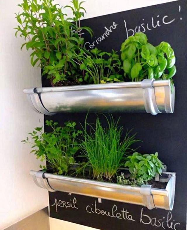 eu gosto muito de pesquisar ideias de jardinagem quase nunca dá tempo