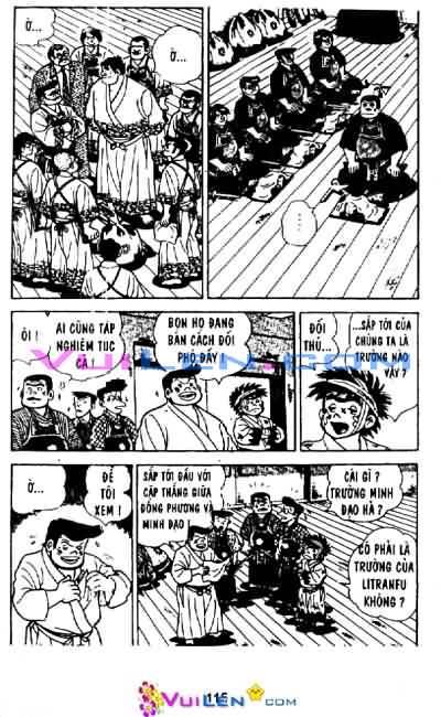 Siêu quậy Teppi chap 29 - Trang 116