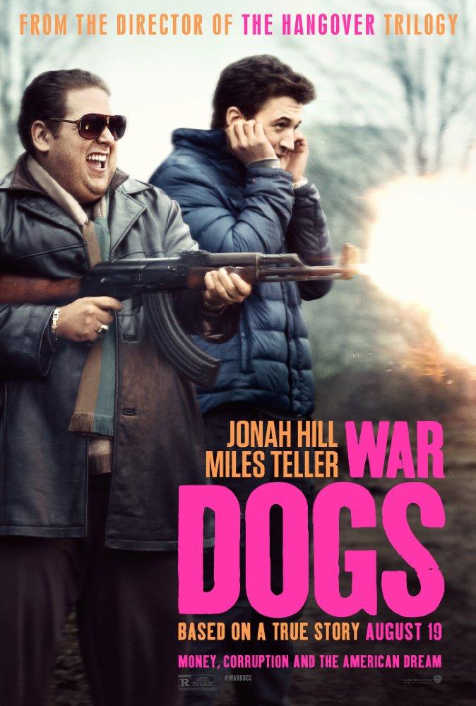 Nonton War Dogs (2016)