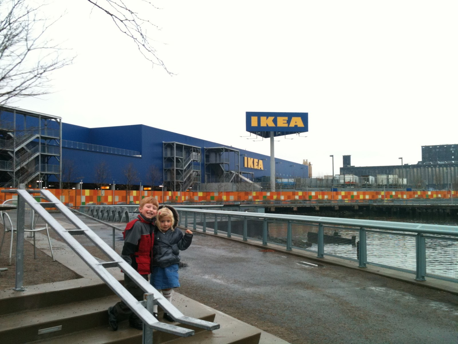 Shanna 39 s adventures ikea brooklyn there and back again for Brooklyn ikea heures