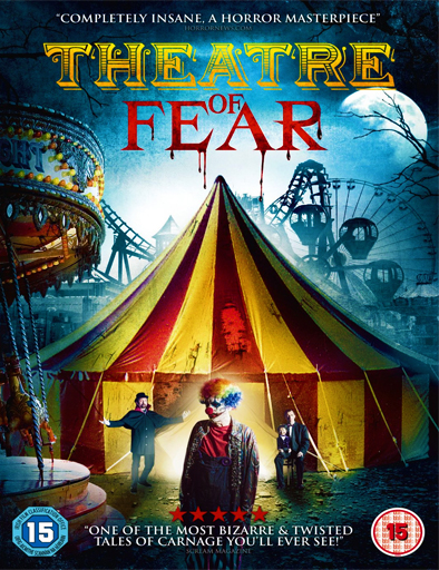 Ver Theatre of Fear (2014) Online