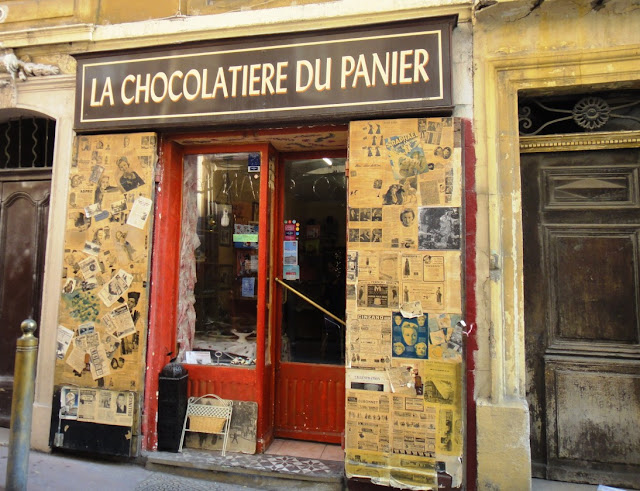 marseille chocolaterie