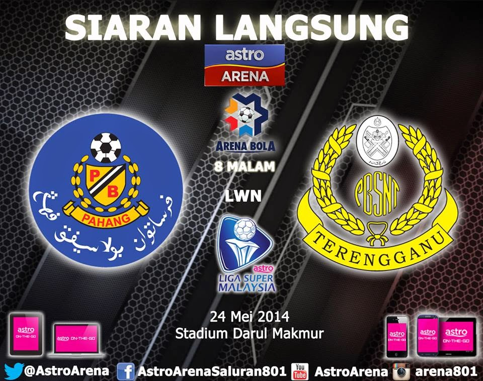 Live Streaming Astro Arena