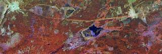 Tembok Cina Terlihat Dari Satelit NASA