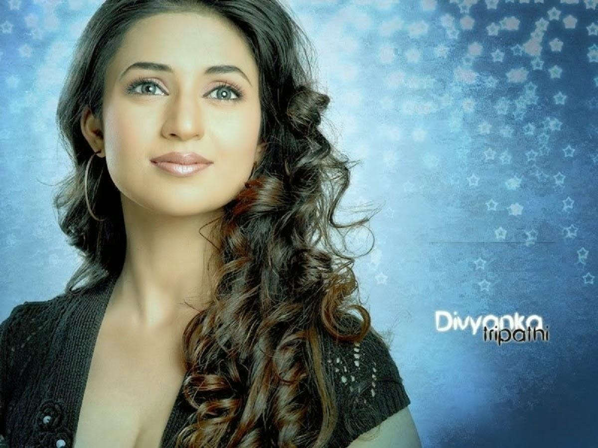 Divyanka Tripathi HD Wallpaper
