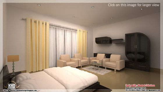 Master bedroom design 2
