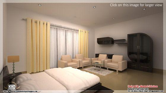 Master bedroom design 2