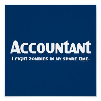 Accountant Zombie9