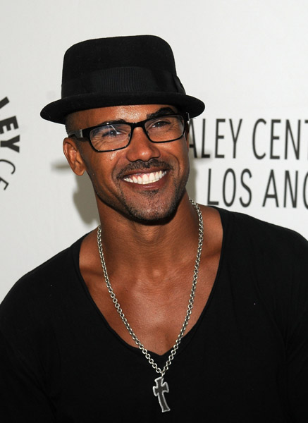 "I'm not in very good shape right now,"" declared Shemar Moore, but if that's ..."