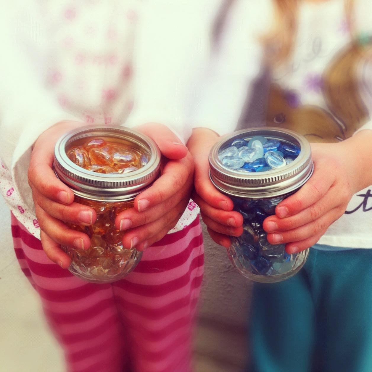 Jar Of Marbles Story : Treat yo kids day joy s hope