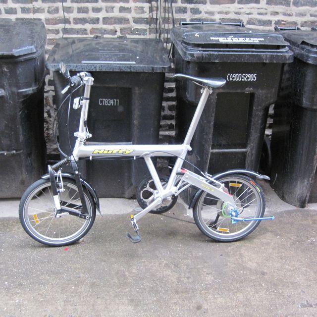 Raleigh Suspension Bike