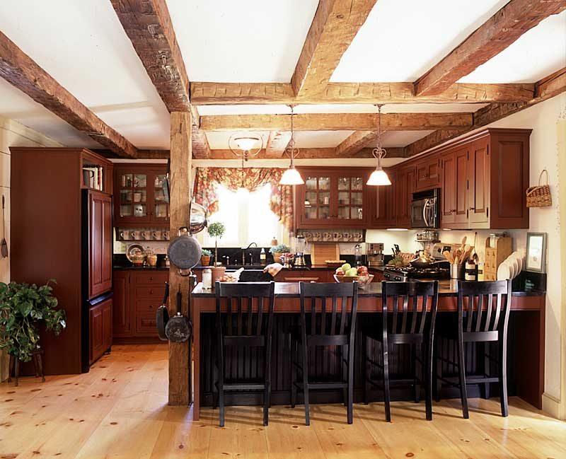 Country Kitchens Ideas