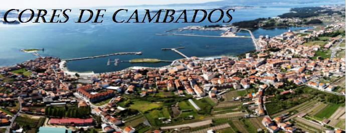 CORES DE CAMBADOS