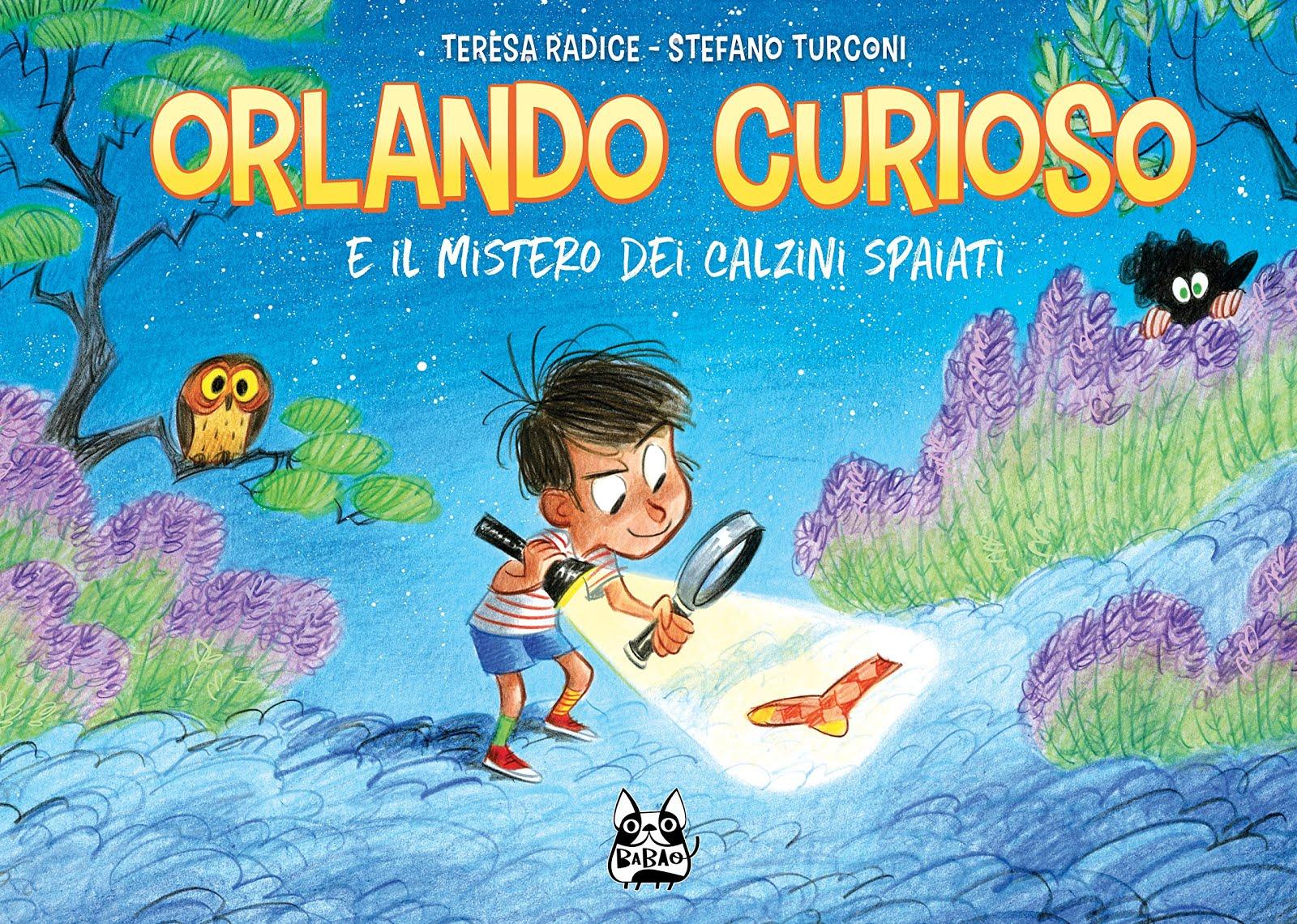 Orlando Curioso e il mistero dei calzini spaiati (2018)