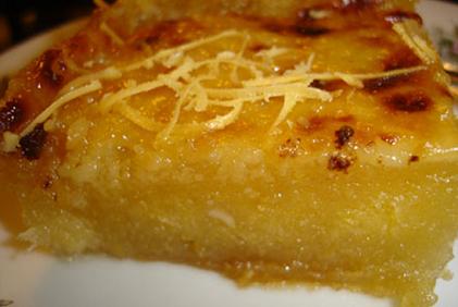 Filipino Recipes Cassava Cakes