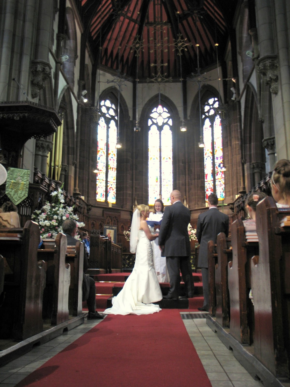 Wedding World Photography St Mary S Church West Derby