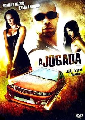 Filme A Jogada DVDRip RMVB Dublado