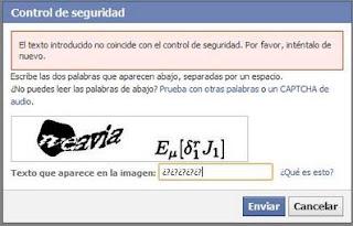 captcha facebook