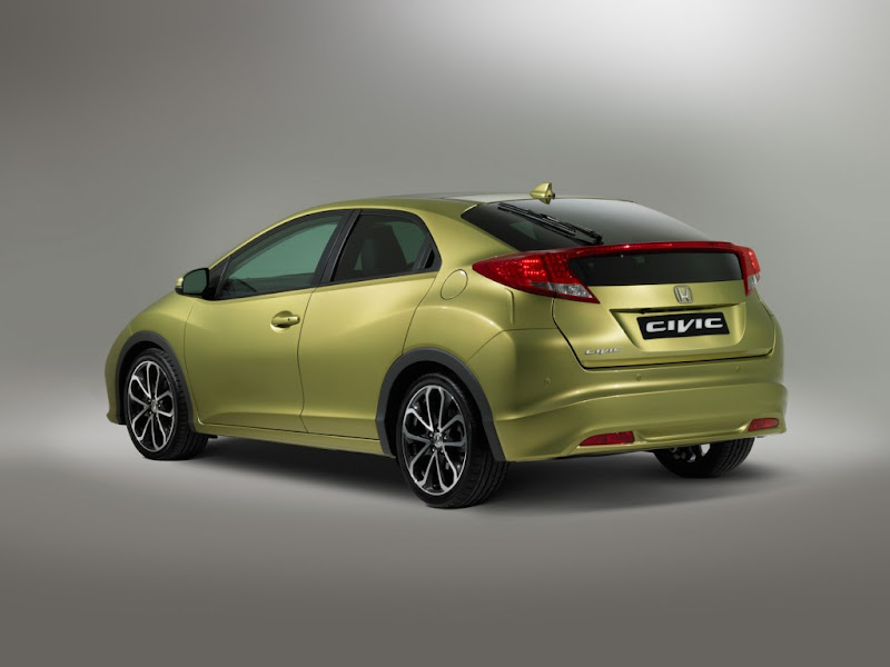 2012 Honda Civic European