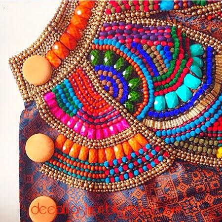 Rancangan Dian Pelangi Terbaru Pop Batik