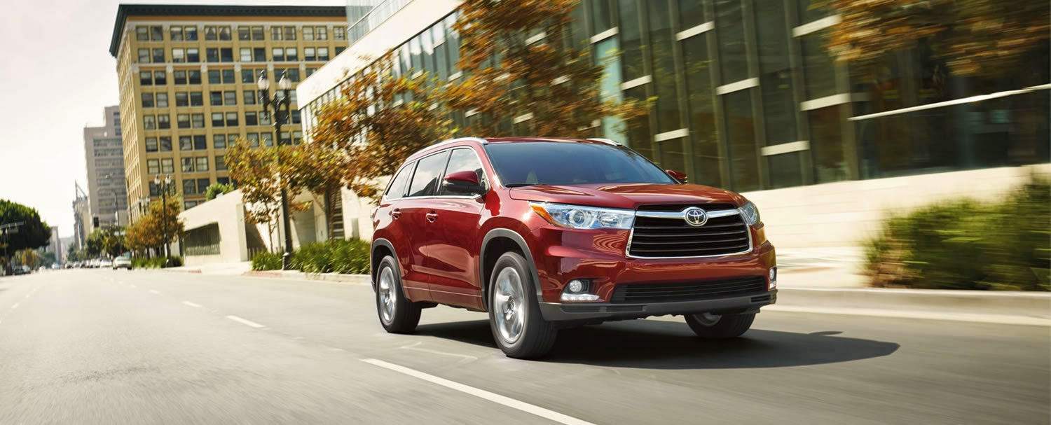 2015 Toyota Highlander Available Near Savannah