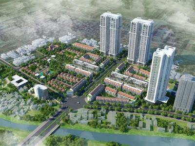 Hàng loạt siêu dự án nghìn tỷ chuẩn bị xuất hiện tại Hà Nội
