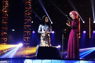 Video Ayu Videlia Gadis Cantik Berjilbab, Duet Bareng Rossa