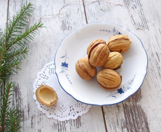 Как сделать орешки мягкие