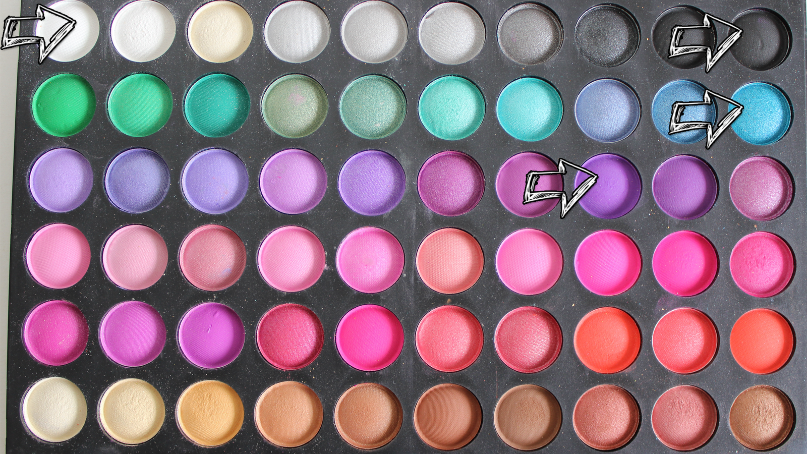 Makeup geek cosmetics corrupt