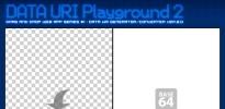 DATA URI Playground