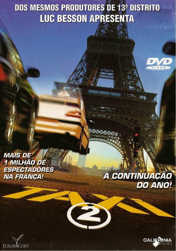 Táxi 2 – Dublado (2000)