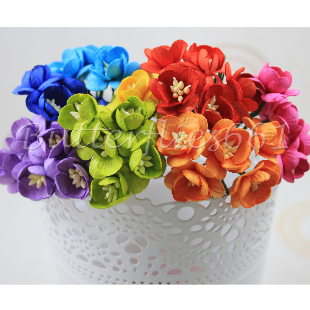 Welcome handmade mulberry paper flowers thailand welcome mightylinksfo