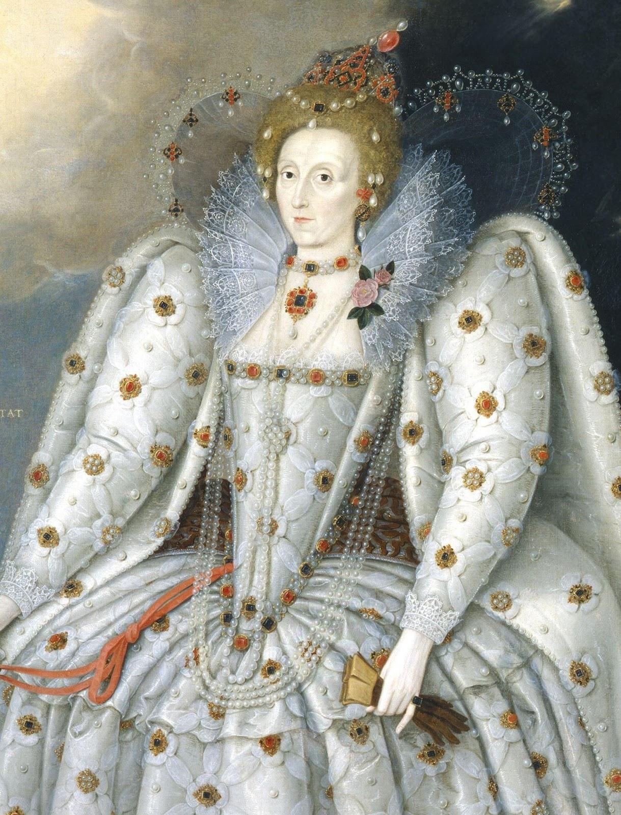 1 elizabeth queen virgen