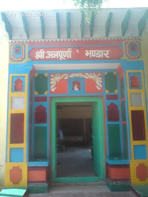 Annapurna Bhandar at Raman Reti, Gokul-Mathura,Uttar Pradesh