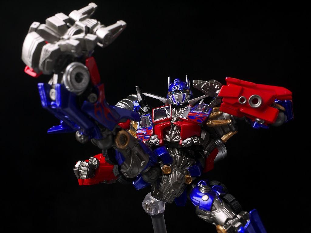 Transformers Optimus Prime modellismo