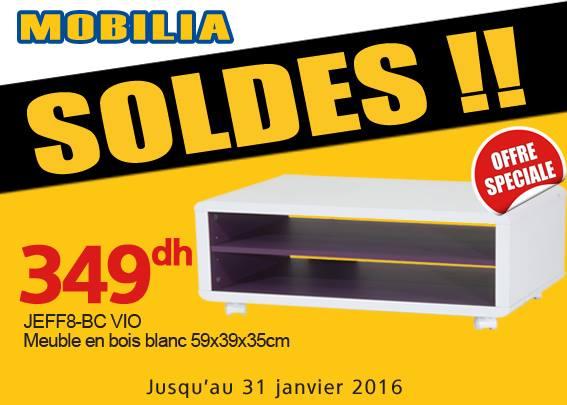 soldes mobilia janvier 2016