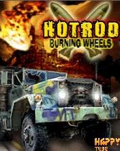 Jogo para Celular Hotrod Burning Wheels