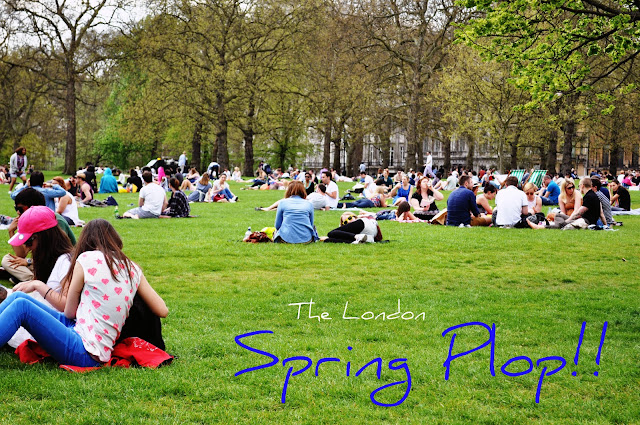 The London Spring Plop