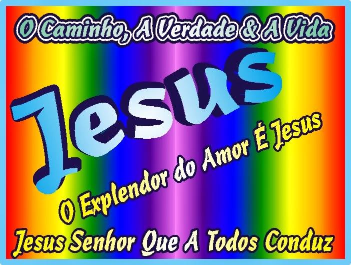Jesus O Explêndor do Amor é Jesus