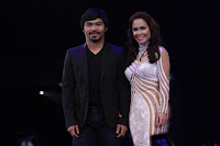 Manny and Jinkee Pacquiao