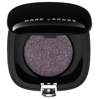 Marc Jacob Ultraviolet Light eyeshadow swatch sephora exclusive