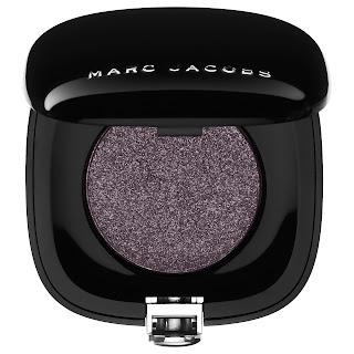 Marc Jacob Ultraviolet Light eyeshadow swatch sephora exclusive