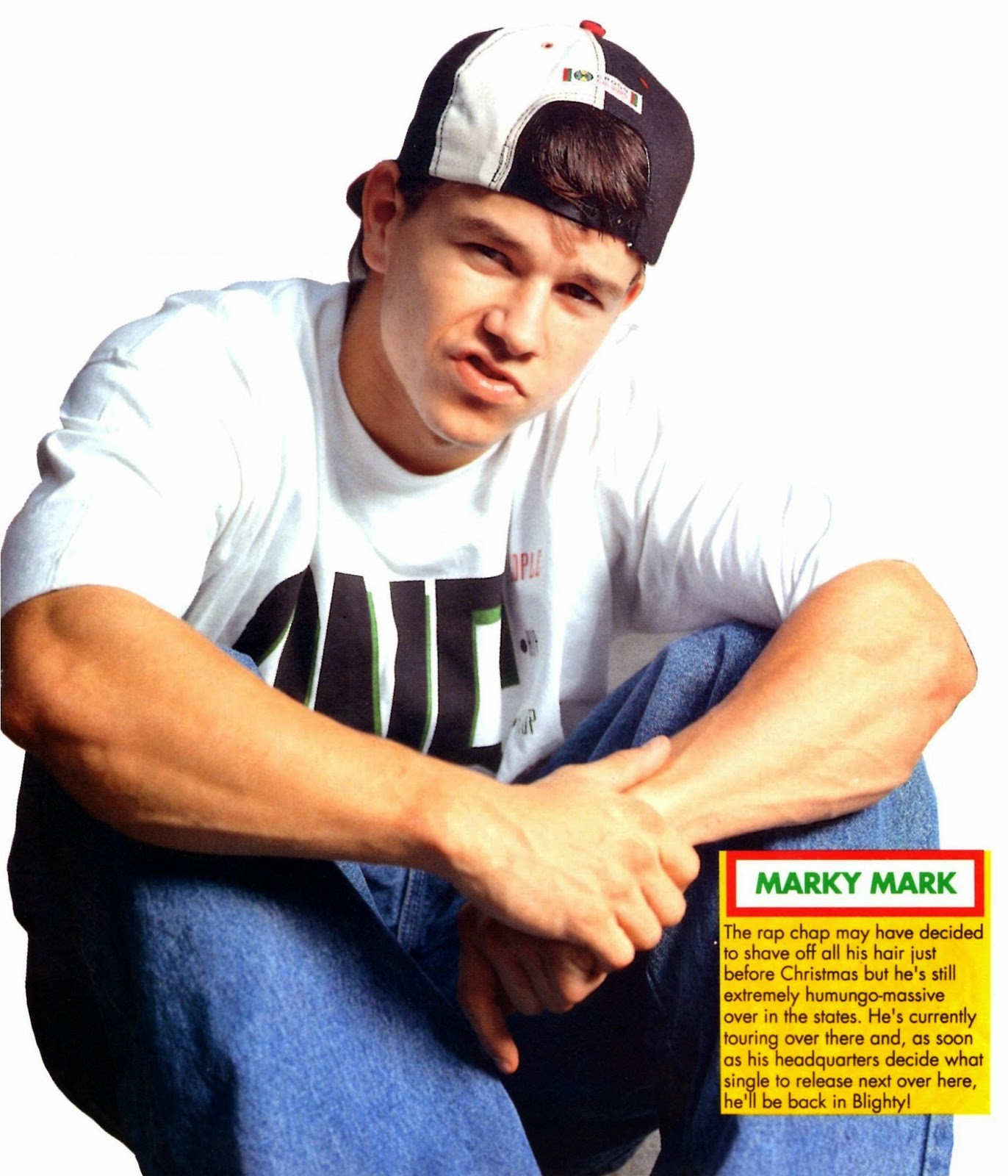 List of synonyms and antonyms the word marky mark