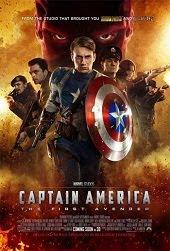 Capitão América O Primeiro Vingador DVDRip - Rmvb/AVI,Capitão América,filme,c,ação