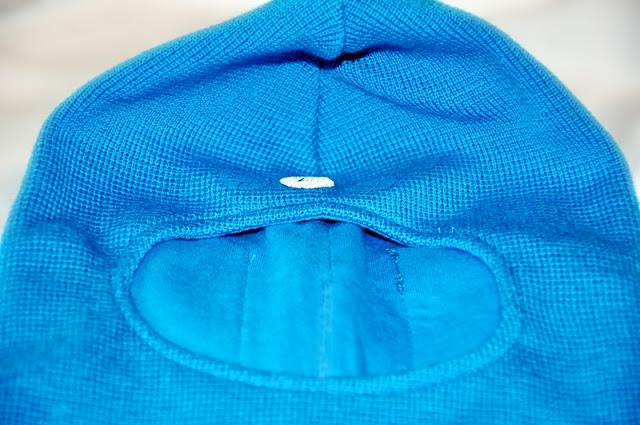 Детский зимний шлем Luhta
