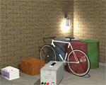 Small Garage Escape Solucion